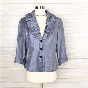 Adrianna Papell Jacket Evening Essentials Blazer